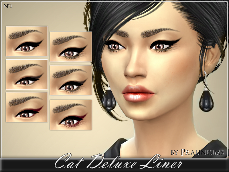 Cat Deluxe Liner BY Pralinesims