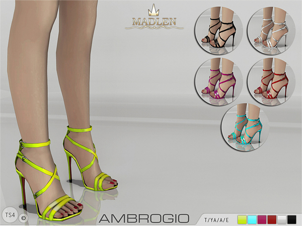 Madlen Ambrogio Shoes by MJ95
