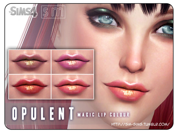 [ Opulent ] - Magic Lip Colour by Screaming Mustard