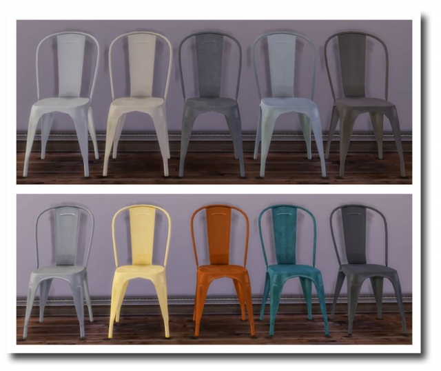 TS2 To TS4 Moxxas Converted Bonn Chair by MsTeaQueen