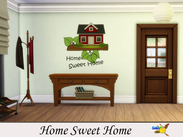 evi Home Sweet Home