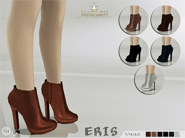 Madlen Eris Boots by MJ95