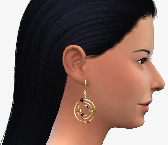 Earring Set 9 by 19 Sims 4 Blog