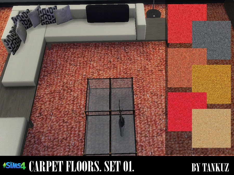 Carpet Floors (Set 01) by Tankuz