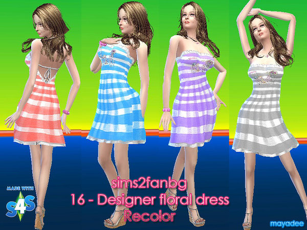 Pretty and Comfy dress by mayadee