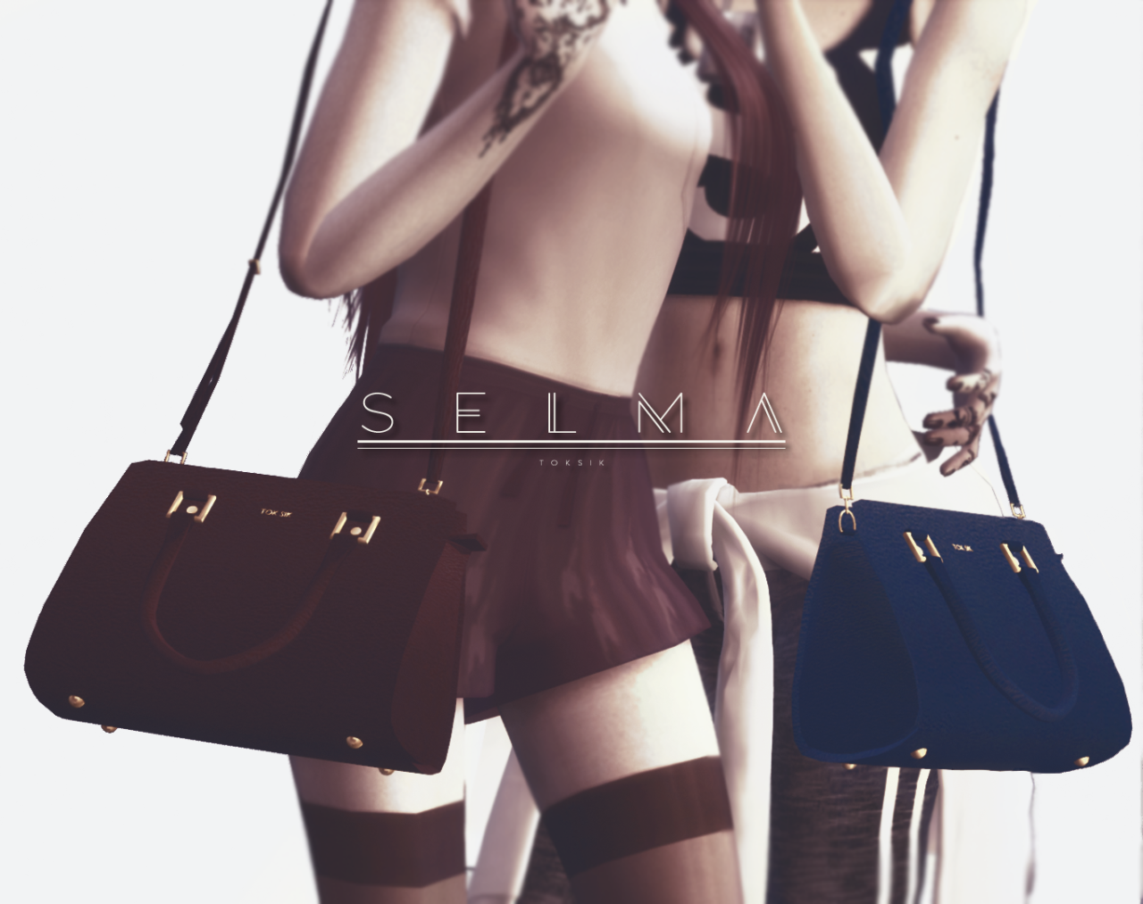Selma Handbag by TokSik