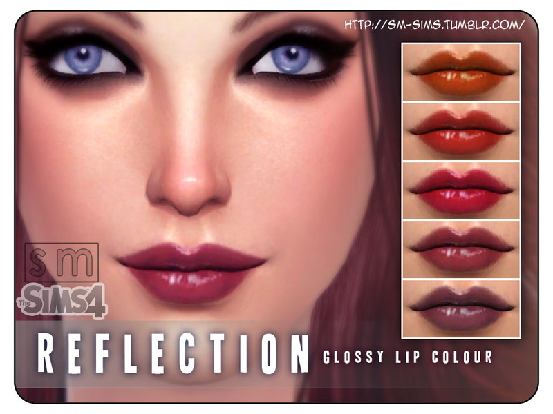 [ Reflection ] - Glossy Lip Colour BY Screaming Mustard