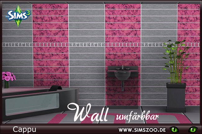 Lubela Wall tiles by Cappu