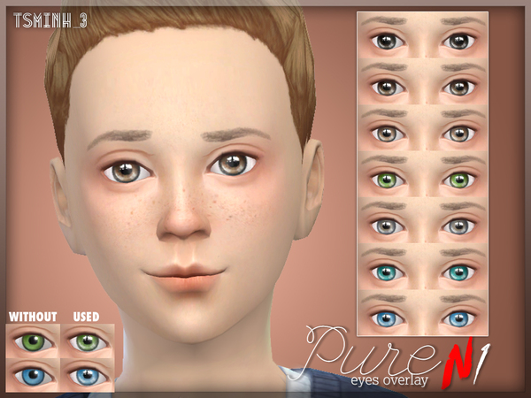 Pure Eyes Overlay by tsminh_3