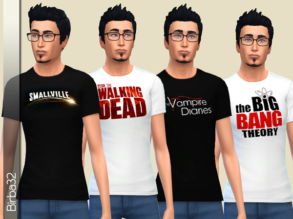 TV series T-Shirts by Birba32