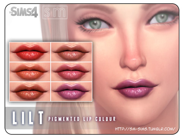 [ Lilt ] - Pigmented Lip Colour by Screaming Mustard