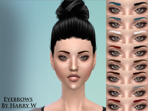Eyebrows by harry_williams