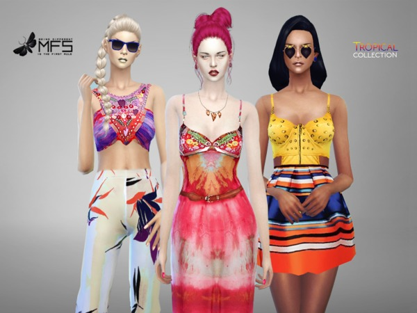 MFS Tropical Collection by MissFortune