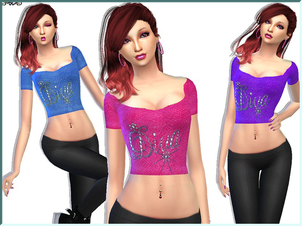 Diva tees by DivaDelic06