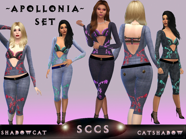 Apollonia set by Shadowcat Catshadow