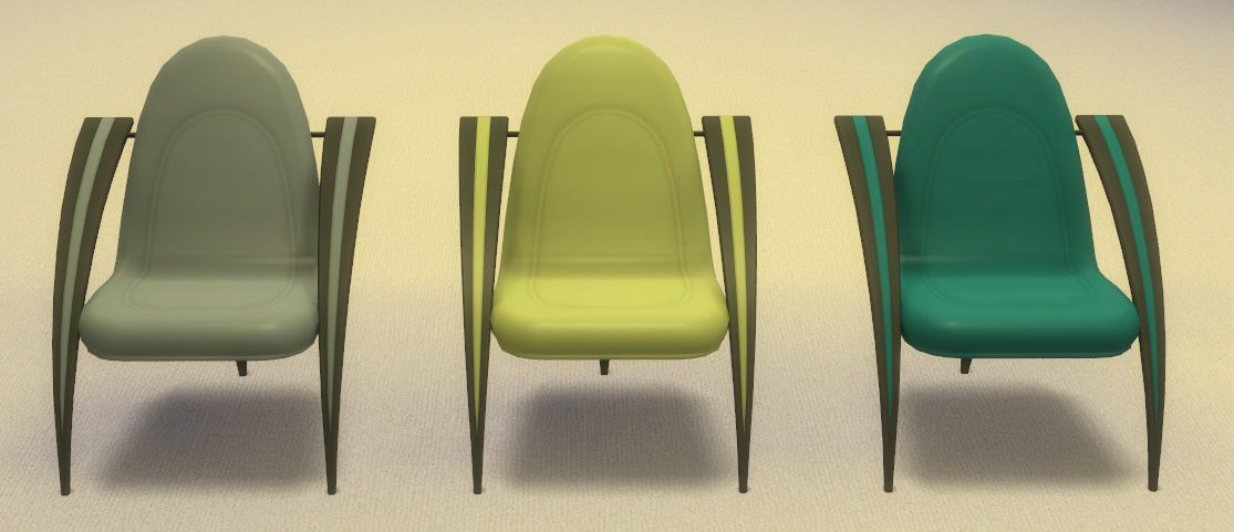 Futureshock Chair Conversion Recolored by lexiconluthor