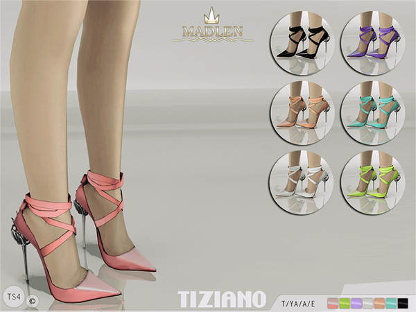 Madlen Tiziano Shoes by MJ95