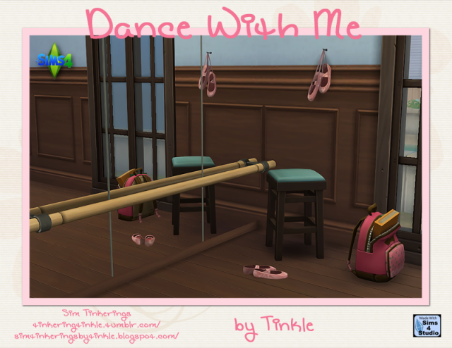 Dance With Me by Tinkle