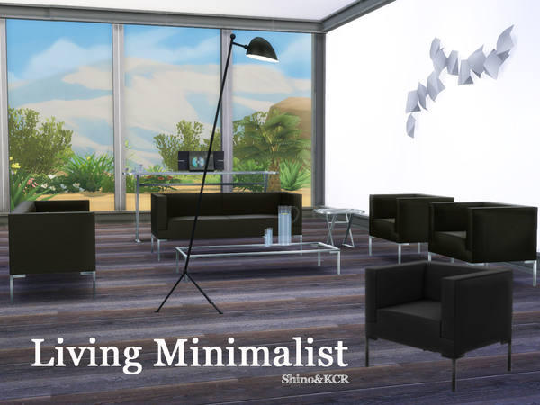 Living Minimalist by ShinoKCR