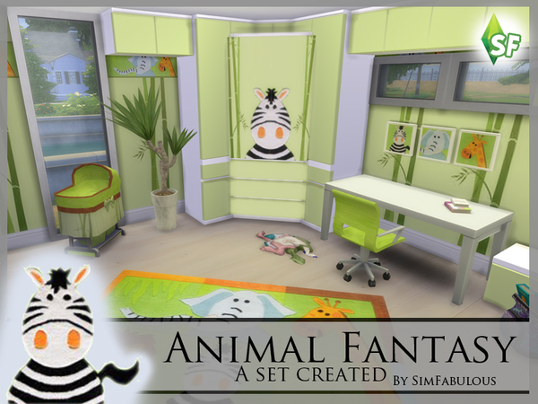 Animal Fantasy by SimFabulous