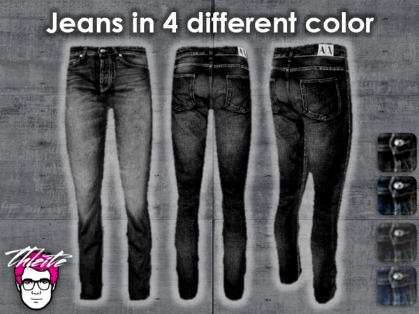 AX Jeans Skinny by thlleite