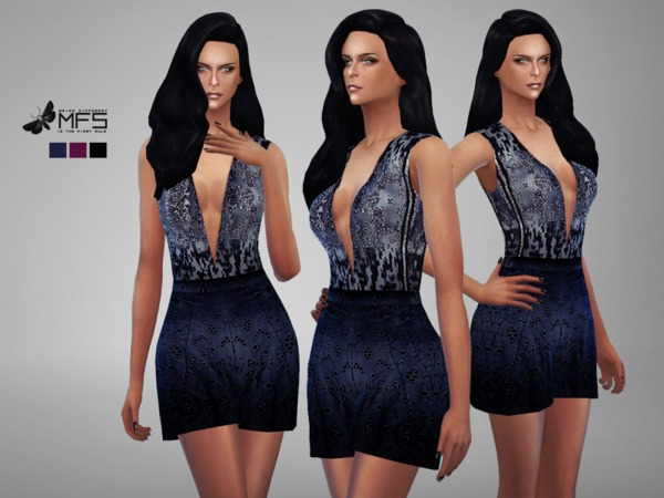 MFS Beatrice Romper by MissFortune