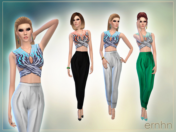 Street Fashion Set by ernhn