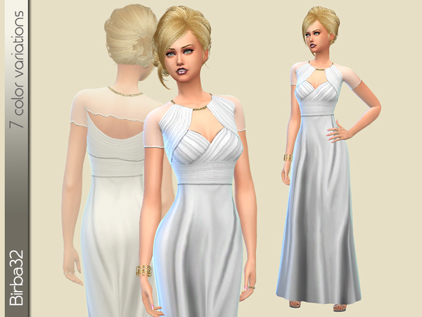 Pompei Dress by Birba32