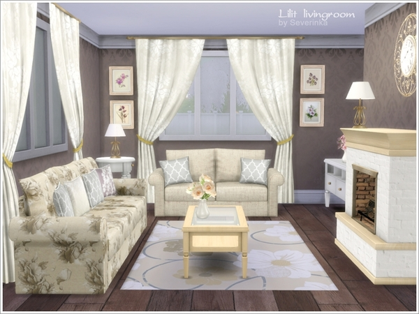 Lilit livingroom by Severinka