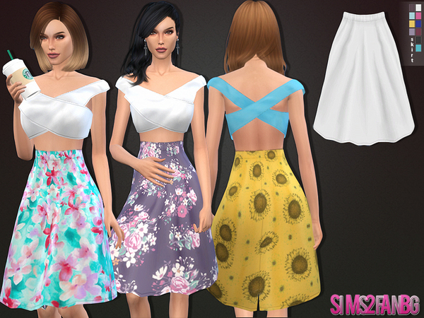 42 - Spring sexy set by sims2fanbg