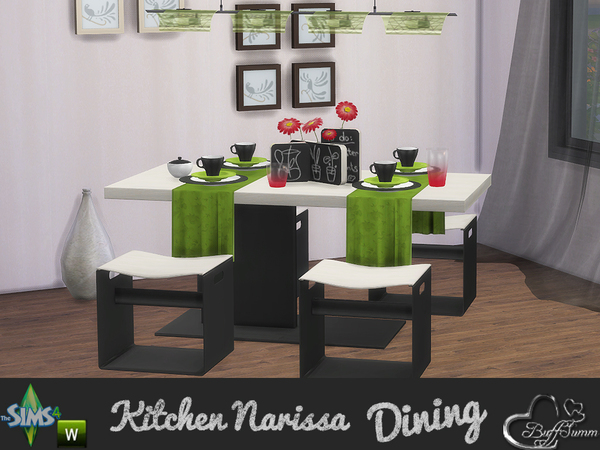 Dining Narissa by BuffSumm