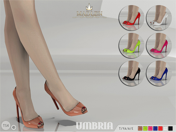 Madlen Umbria Shoes by MJ95