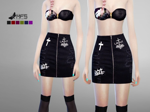 MFS Riot Skirt by MissFortune