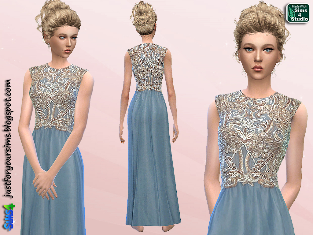 Embellished Nightwear by Just For Your Sims