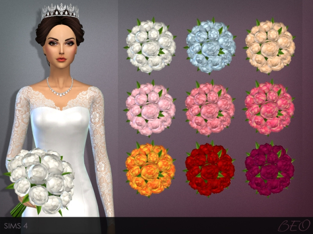 Wedding Bouquet by BEO