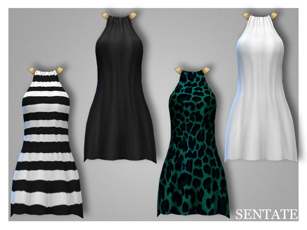 Bijou Dress by Sentate