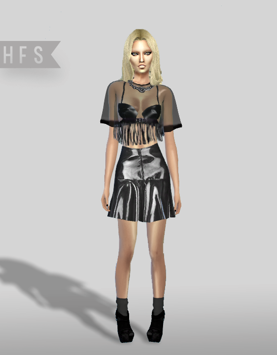 Clothing for Females by HautFashionSims4
