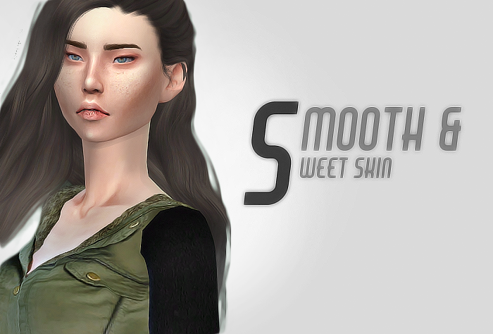 Smooth & Sweet Skin for Females by Dysph0ria