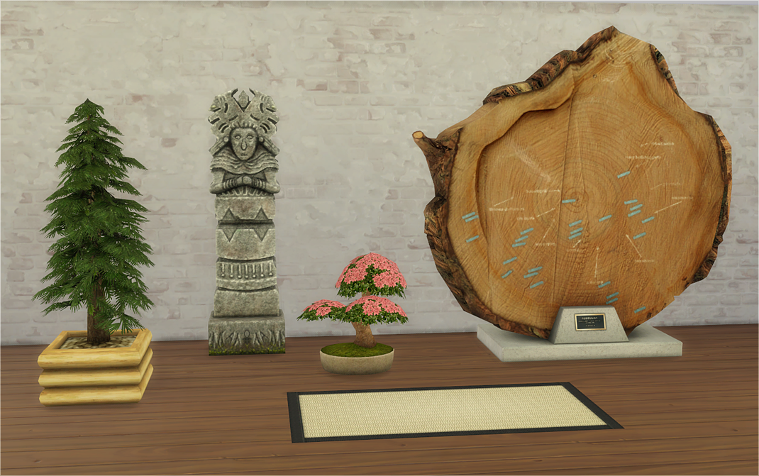 Veranka  Objects, Decor : Bon Voyage Deco