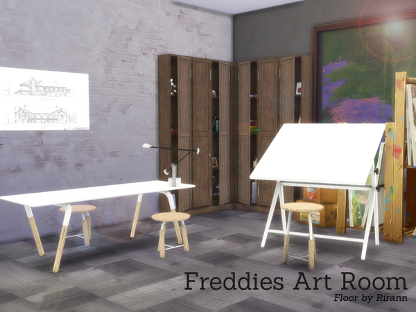 Freddies Art Room by Angela