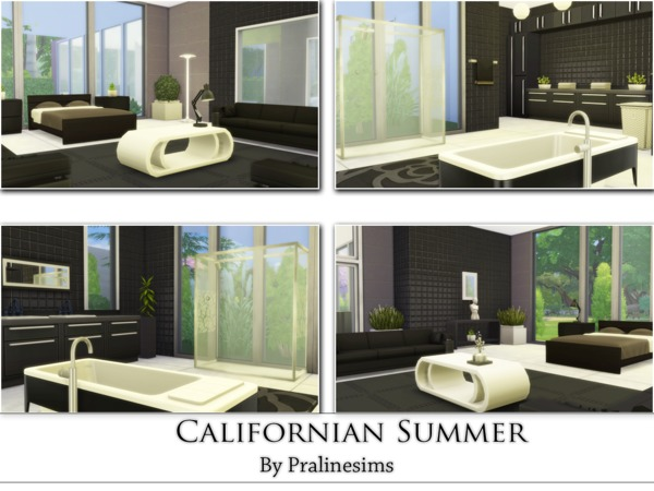 Californian summer by Pralinesims