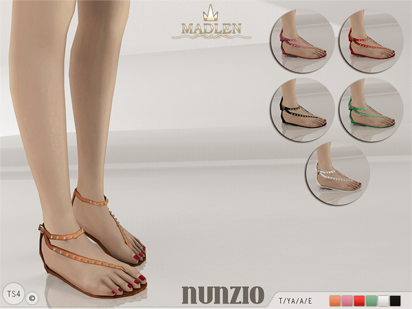 Madlen Nunzio Sandals by MJ95