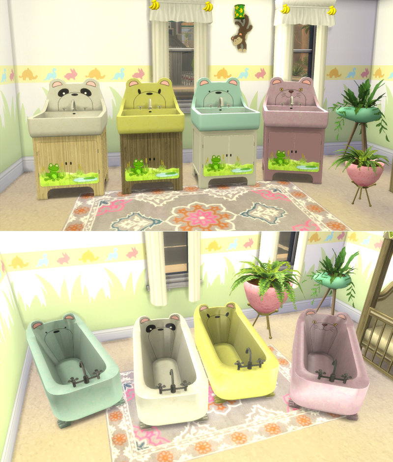 TS3 Animals Abound Set by LeanderBelgraves
