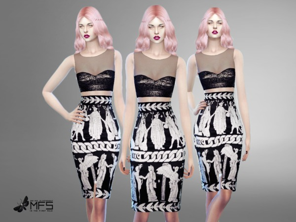 MFS Christina Dress by MissFortune