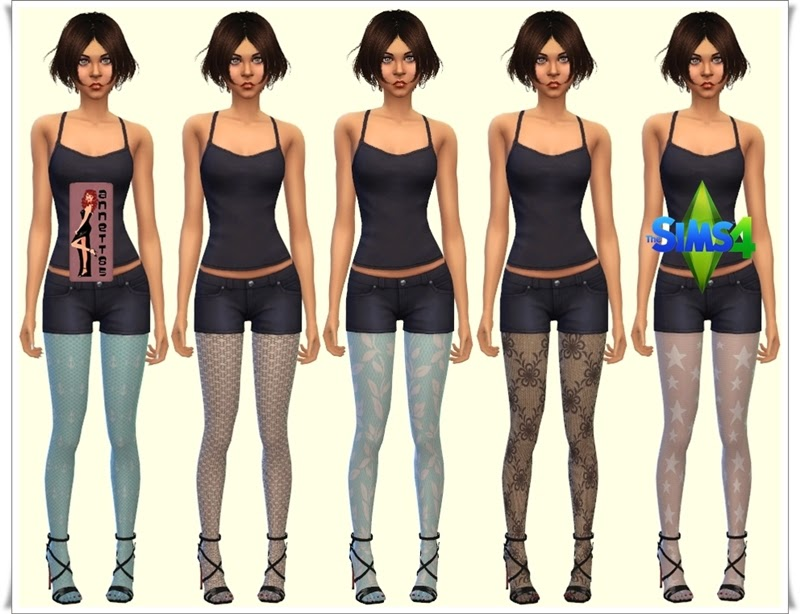 30 Lace Tights by Annett85