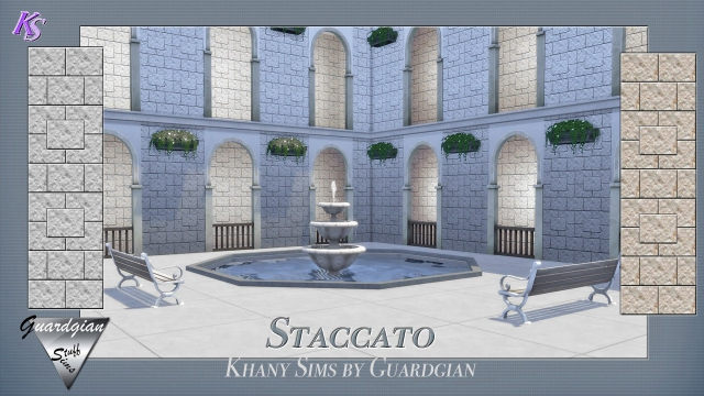STACCATO by Guardgian