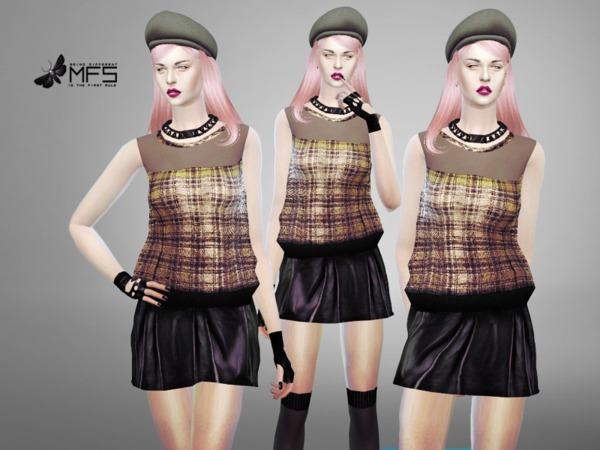 MFS Ginny Outfit by MissFortune