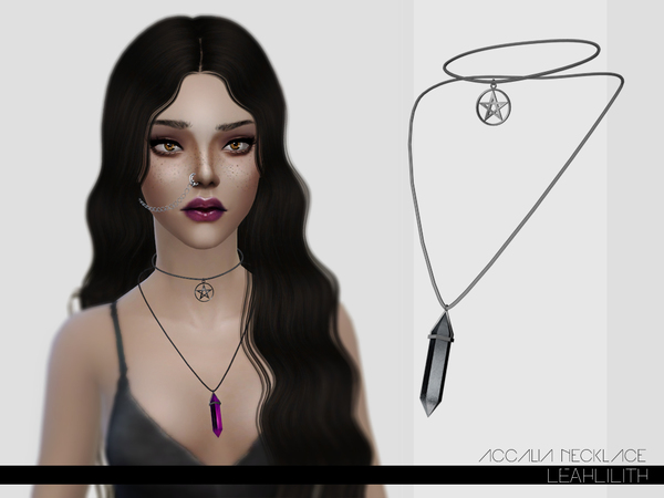 LeahLillith Accalia Necklace by Leah Lillith