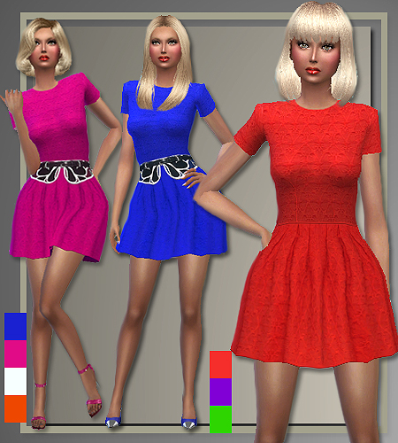 All About Style  Clothing, Female : 5 designer whole outfits by Judie