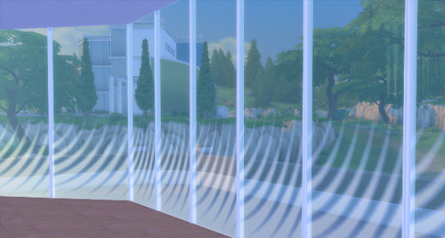 Sims Marktplatz  Build / Walls / Floors : Glazed Fence by Christine1000